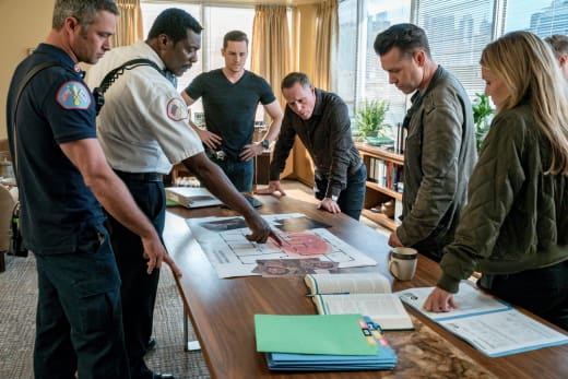 Finding the Culprit - Chicago PD