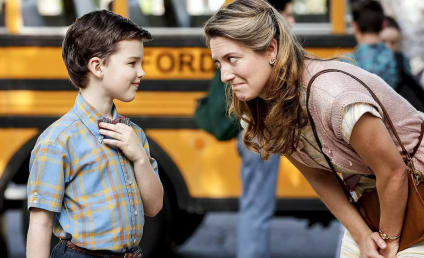 Young Sheldon Lands Full Season Order After One Episode!