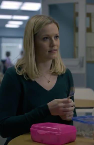 Alice Vents to Jack - Absentia Season 2 Episode 5