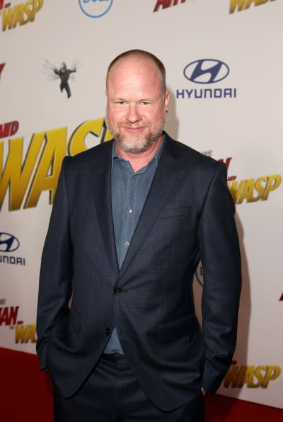 Joss Whedon Attends Event