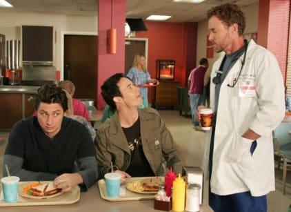 Watch Scrubs Season 5 Episode 18 Online