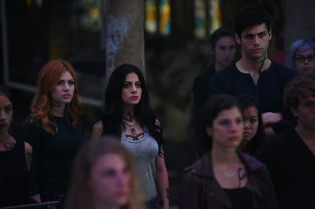 Searching for jace shadowhunters