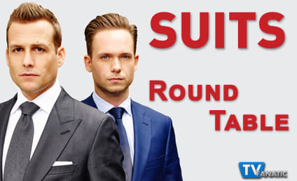 Suits Round Table: Did Harvey Go Too Far?!?