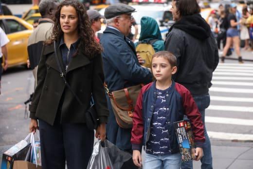 A Walk with Mom - Manifest
