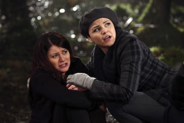 Belle and Mary Margaret