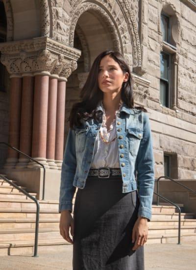 (TALL) Monica's First Day - Yellowstone Season 2 Episode 2