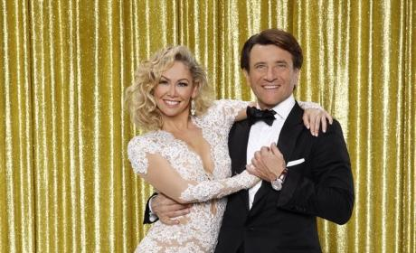 Robert Herjavec and Kym Johnson - Dancing With the Stars