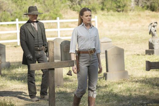 Her Grave - Westworld Season 1 Episode 10