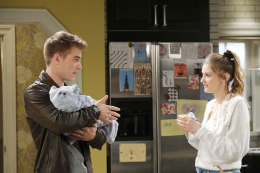 Tripp Wants to Help - Days of Our Lives