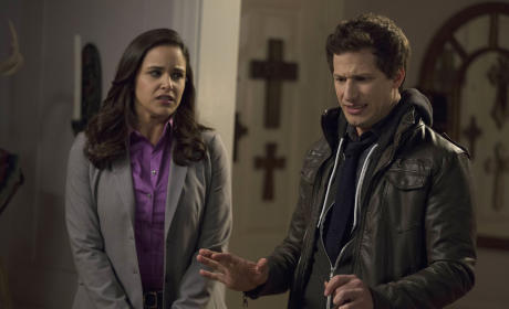 Amy and Jake - Brooklyn Nine-Nine