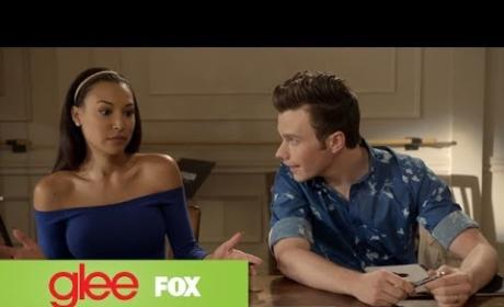 "Glee Promo: ""A Lady and a Gaga"