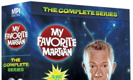 My Favorite Martian box set