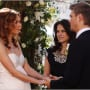 One Tree Hill Wedding Pic