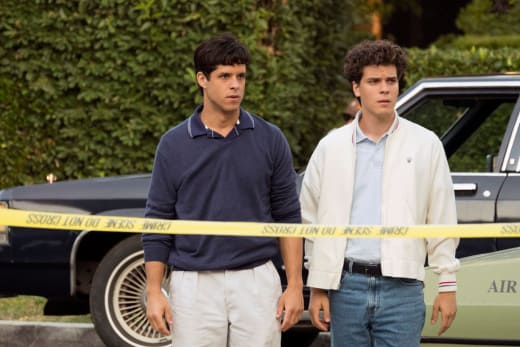 Lyle and Eric Menendez - Law & Order True Crime: The Menendez Brothers