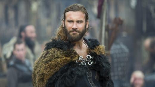 Tragedy Awaits - Vikings