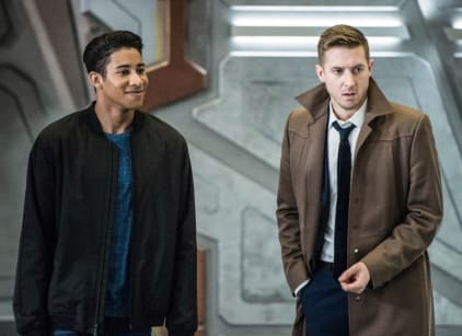 Watch DC's Legends of Tomorrow Season 3 Episode 13 Online
