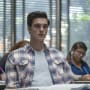 Nate in Class - Euphoria Season 1 Episode 3