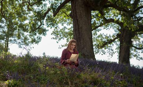 Rebecca Breeds as Aurora - The Originals Season 3 Episode 5