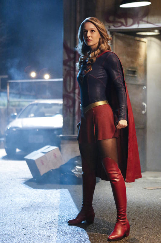 Supergirl is ready for battle supergirl season 2 episode 10