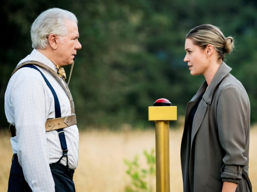A Crucial Time - The Librarians Season 4 Episode 11