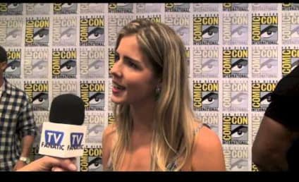 Arrow Interview: Emily Bett Rickards on Trouble, Hopeful Love Interests to Come