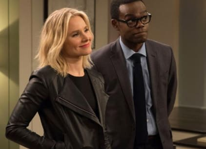 Watch The Good Place Season 2 Episode 1 Online