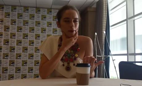Wynonna Earp: Melanie Scrofano Chats About a Flawed Wynonna and the Infamous Rat Smoothie