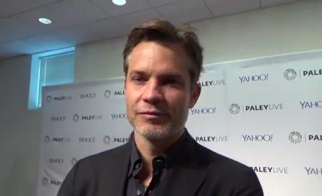 Timothy Olyphant Talks End of Justified