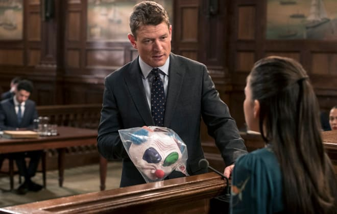 Law & Order: SVU Season 19 Episode 16 Review: Send in the Clowns