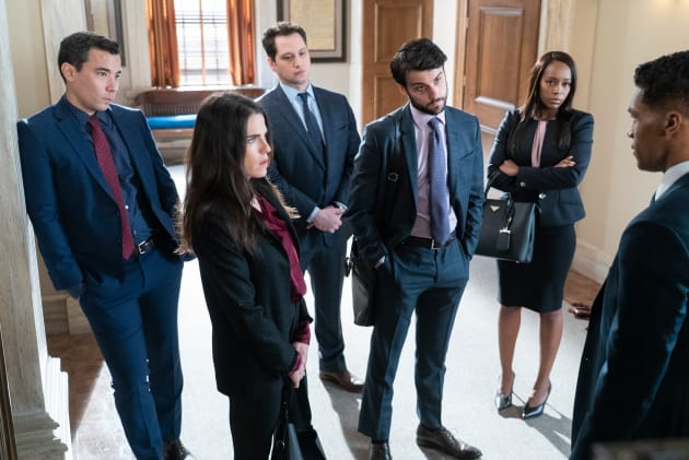 The Keating Crew - How To Get Away With Murder Season 5 Episode 12