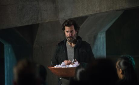 The Lottery — The 100 Season 4 Episode 12