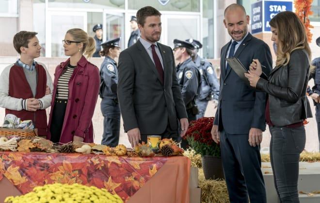 Arrow Season 6 Episode 7 Review: Thanksgiving