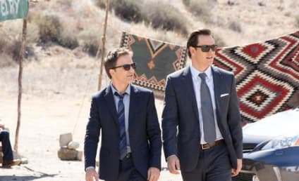 Franklin & Bash Review: Meteor Man
