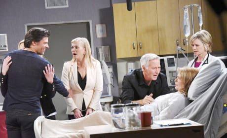 Marlena Wakes Up! - Days of Our Lives