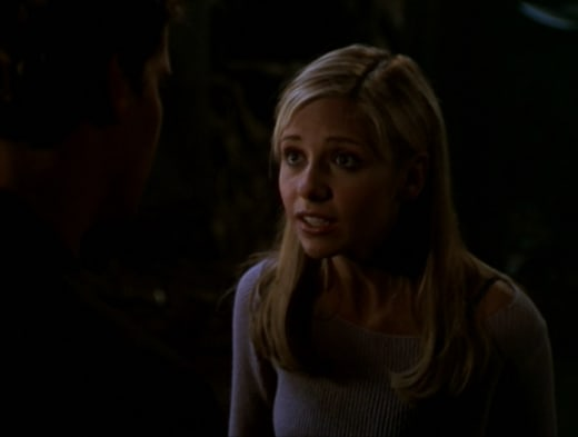The Break-up - Buffy the Vampire Slayer Season 3 Episode 20