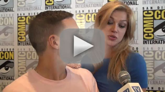 Adrianne Palicki and Nick Blood Interview