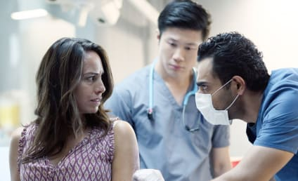Transplant Season 1 Episode 8 Review: Birth and Rebirth