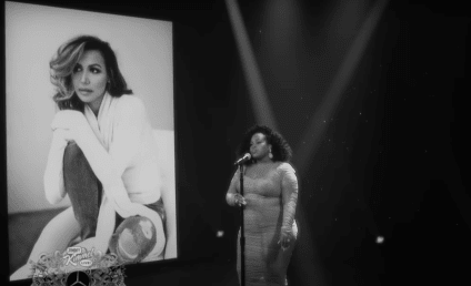 Amber Riley Performs Naya Rivera Tribute on Jimmy Kimmel Live: Watch the Full Video