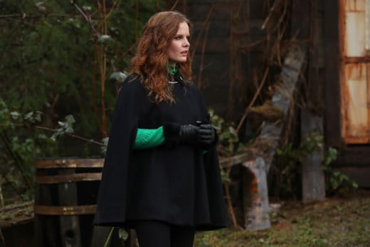 Anticipating the Worst - Once Upon a Time Season 6 Episode 18