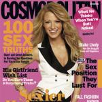 Blake Lively in Cosmopolitan