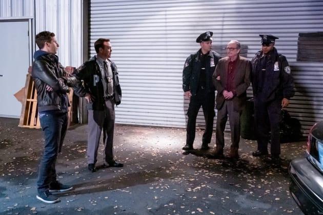 Justice Is Served - Brooklyn Nine-Nine Season 6 Episode 11