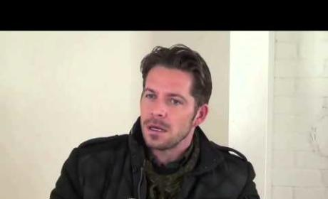 Sean Maguire and Jared Gilmore Set Interview