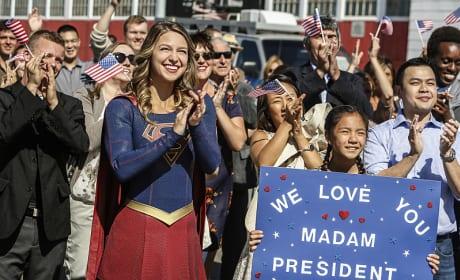 Rally - Supergirl Season 2 Episode 3