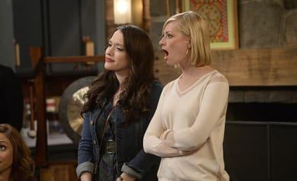 Watch 2 Broke Girls Online: Season 5 Episode 9