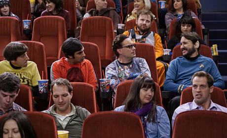 It's Show Time - The Big Bang Theory Season 9 Episode 11