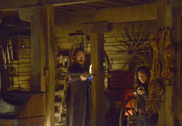Battling New Demons - Sleepy Hollow Season 2 Episode 12
