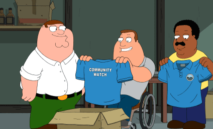 Family Guy Season 14 Episode 9 Review: A Shot in the Dark