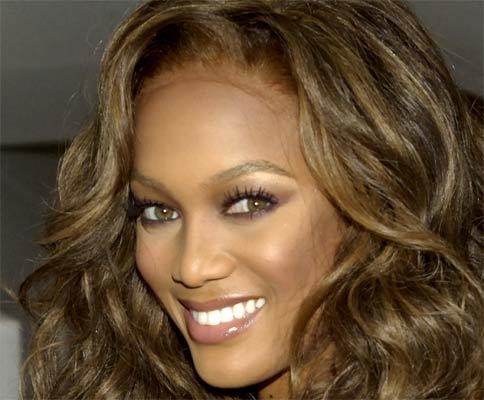 Tyra Banks: Clay-frican American