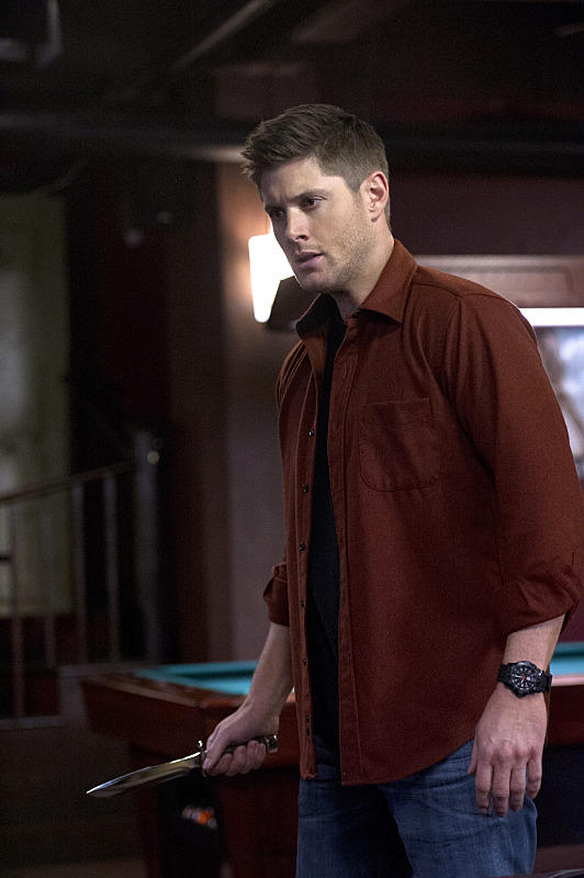 "Supernatural Photos From ""Inside Man"" - TV Fanatic"
