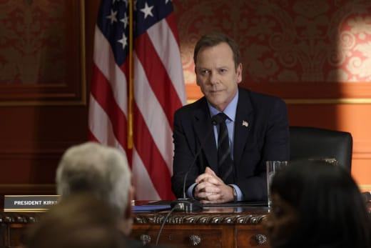 Shots Ring Out - Designated Survivor